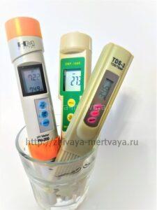 Измерение водопроводной воды